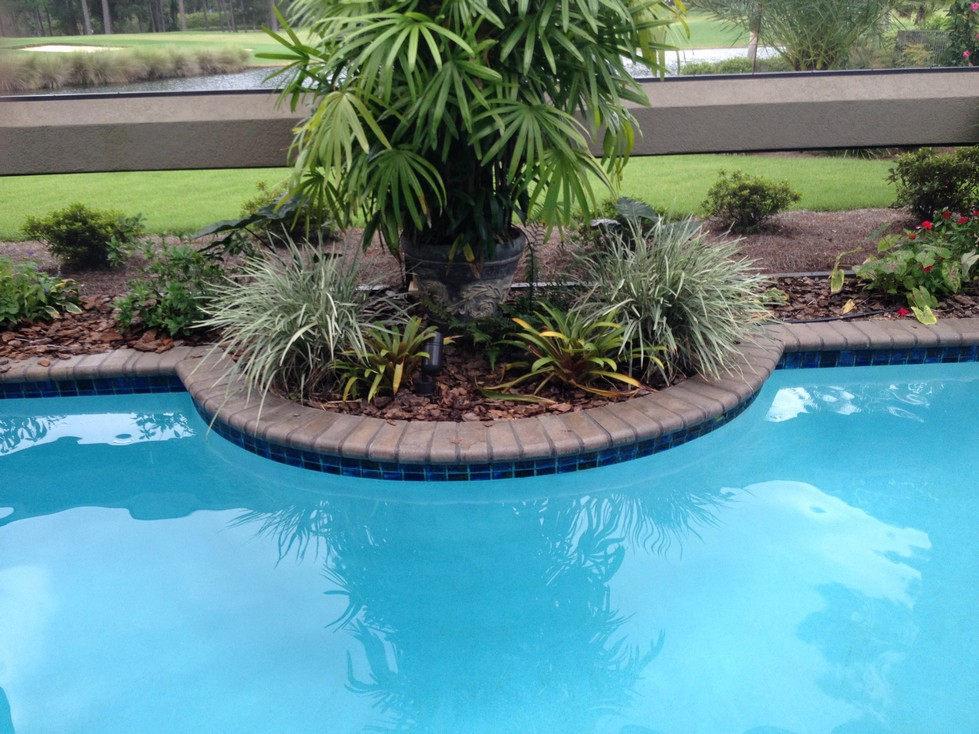 Paver Pool And Spa Decks Delta Pavers Pavers